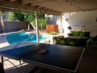 Old Town Scottsdale Home With Pool And Great Patio