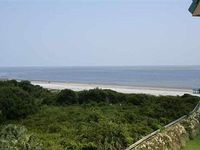 Two BR Two BA Condo With Direct Ocean Front View Private Access To The Beach