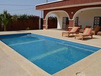 MARHABA Villa in LA SOMONE 3 bedrooms Beach at 800m and shops 500m