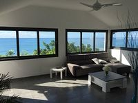 luxury apartments F3 exceptional view of the Indian Ocean