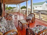 Sea-view apartment 100m from Amborovy Beach Madagascar with scenic terrace garden WiFi