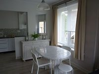 Beautiful 2 bedrooms apartment at 100 meters from the beach in De Panne