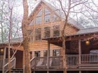 The Grand Structure Is Nestled At The Back Of 4 25 Acres Of Oak Cedar Hickory