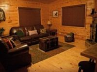 Looking for a secluded cabin in the woods then A Walk in the woods is your cabi
