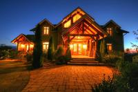 5BR Luxury Adirondack style Mountain Home offre une vue panoramique et