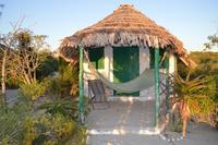 Propose bungalow au bord du lagon literie neuve