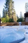 5 Star Private Hot Tub Close to Lake Sleeps 9-12 Hot Tu