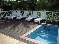 Villa in Jolly Harbour Antigua - 10 minutes walk from Amenities and Beach