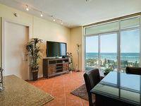 Luxury Beachfront Getaway 6th floor Sapphire Oceanview Condo Sleeps 8