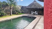 Modern 1-bedroom villa in Pointe aux Piments with a private swimming pool 1 5km from the beach