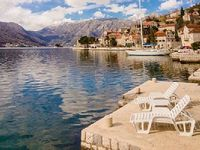 Apartment in Perast 2 bedrooms 1 bathroom sleeps 6
