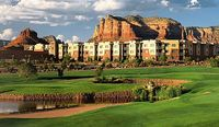 SEDONA Luxury Studio for 4 Ridge on Sedona Golf Resort and Spa AMAZING GOLF