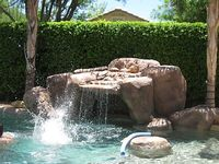 4 Bed 3 Bath House Awaits For You With A Sparkling Pool And Built In Bbq