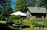 Comfortable House on a Private Country Pond in Stratton Vermont