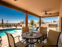 Santa Fe Pool Home w Lake Views Lots of Boat Parking Close to Windsor Launch