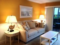 Great Siesta Key Beach location Updated 2b 1b unit walk out to the heated pool walk in shower