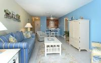 Walk out of your lanai just steps into La Siesta heated pool- quaint one bedroom on ground floor