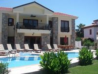 Villa in the Maras area of Dalyan Mugla Turkey - Views of Rock Tombs 5 Min to Town Bars Shops and Restaurants in Peaceful Location