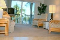 Centrally located condo- close to beach pool shopping in the village dining etc