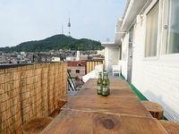 Apartment in Seoul 2bedrooms 1 bathroom sleeps 4