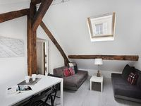 Apartment 1 2 km from the center of Paris with Internet 500318