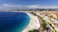 Golden Square Promenade des Anglais beaches and Place Massena 2 minutes