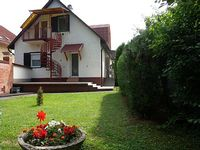 Holiday apartment in the center only 500 meters from the spa