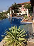 One of the most beautiful villas of Kas with 15 meter pool and splendid views