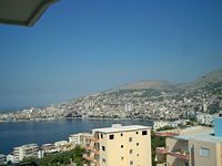 Rent Holiday Apartment Sarande seaview