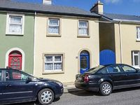 This mid-terrace cottage is in the town of Belmullet near to Bangor Erris and can sleep five people in three bedrooms