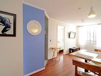 This well-equipped apartment is conveniently located and for 2-3 people