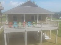 Newly Constructed Three Bedroom Two Bath With Beach View Short Drive To Beach