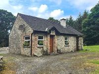 The detached stone-built cottage is near the village of Ballintogher ten miles from Sligo and sleeps two people