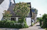 1 room accommodation in Charlottenlund