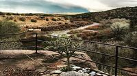 The Pecos River Cliff House it is Magical