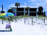 2 Bedroom 2 Bathroom Condo Overlooking the Gulf Private Beach Access and Pool
