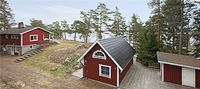 Charming Modern Cottage That sleeps 5 with view over Stockholm Archipelago