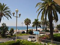 4-room apartment on the Promenade des Anglais in Nice