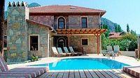 Villa in Dalyan Aegean Region Turkey - Peaceful Location Yet Only 10-15 Minutes Walk Into Town Centre