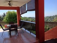 Gated comuunity 3 BR 2 5 bath large yard with ocean view