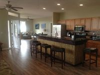 2 bedroom 3 bath 2165 sqft ocean veiw home with gourmet kitchen and huge bar