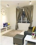 Apartment in Bayan Lepas 3 bedrooms 2 bathrooms sleeps 6