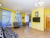 Apartment in Kyiv 1 bedroom 1 bathroom sleeps 4