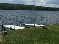 Directly on Back Lake - Trails- Snowmobile and ATV