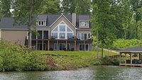5 Bedroom 5 1 2 Bathroom Lake Front Retreat with amazing sunrise on quiet cove
