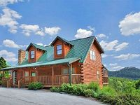 6 Bedroom 5 Bath Cabin Sleeps 16