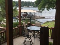 Serene Grand Lake Cabin on water with Boat Slip perfect for weekend getaway