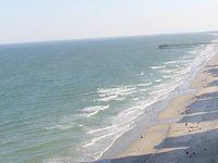 Newly Added 1BR 2BA Oceanfront Condo Penthouse Floor with Spectacular Views