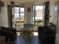 Apartment very nice and bright near Montmartre