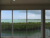 2 Bed 2 Bath Stilted Home Overlooking the Gulf of Mexico 15 Min from Key West